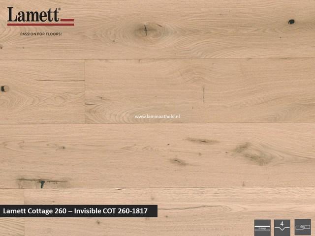 Lamett Cottage 260 - Invisible COT1817