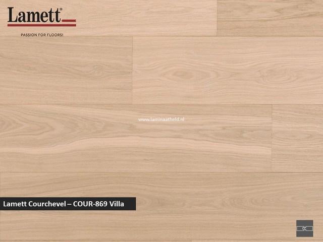 Lamett Courchevel - Villa COUR869