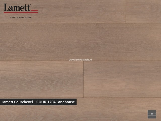 Lamett Courchevel - Landhouse COUR1204