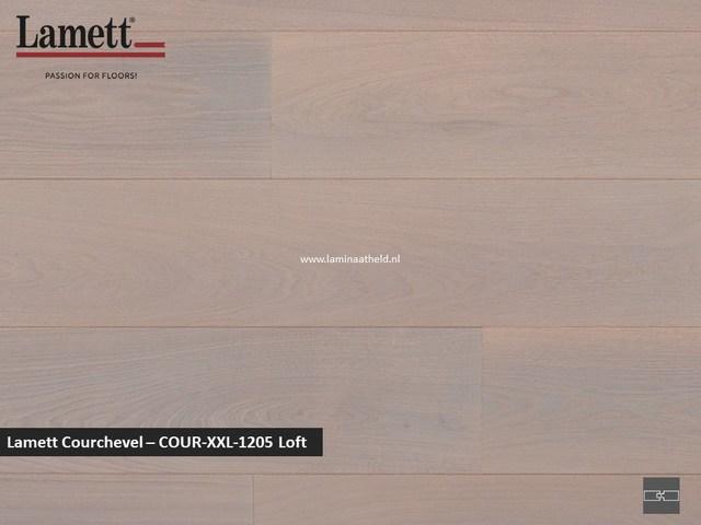 Lamett Courchevel - Loft COUR1205xxl