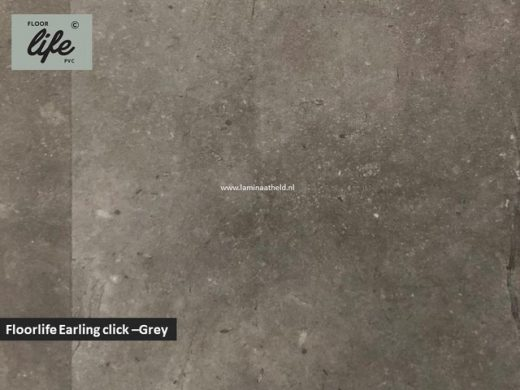 Floorlife Ealing click pvc - Grey