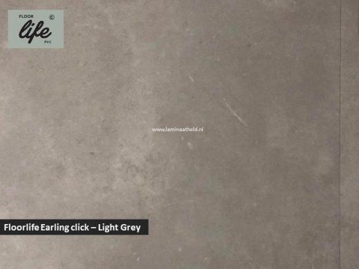 Floorlife Ealing click pvc - Light grey
