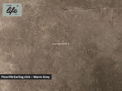 Floorlife Ealing click pvc - Warm grey