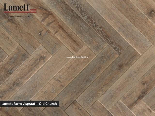 Lamett Fam visgraat - Old Church FAR-HB938
