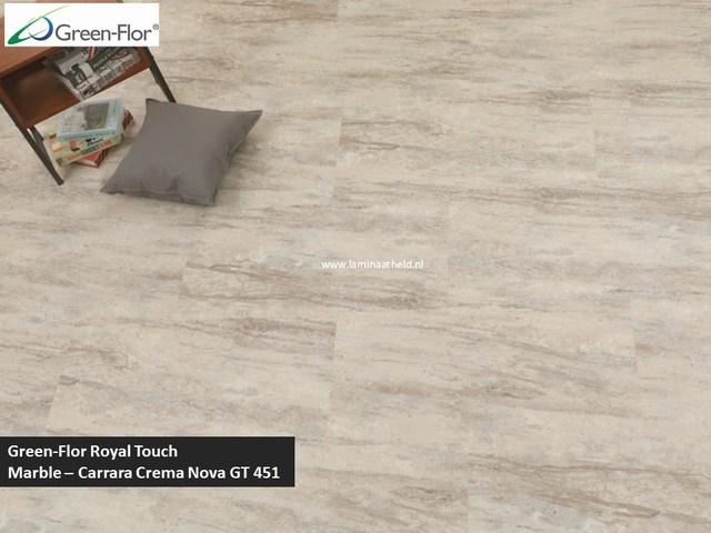 Green-Flor Royal Touch - Carrara Crema Nova GT451