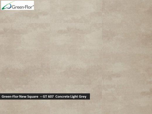 Green-Flor New Square - Concrete Light Grey GT607