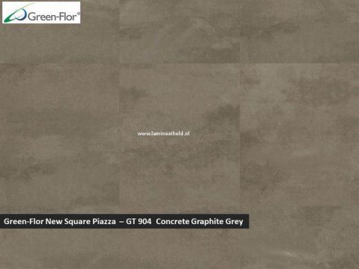 Green-Flor New Square Piazza - Concrete Graphite Grey GT904