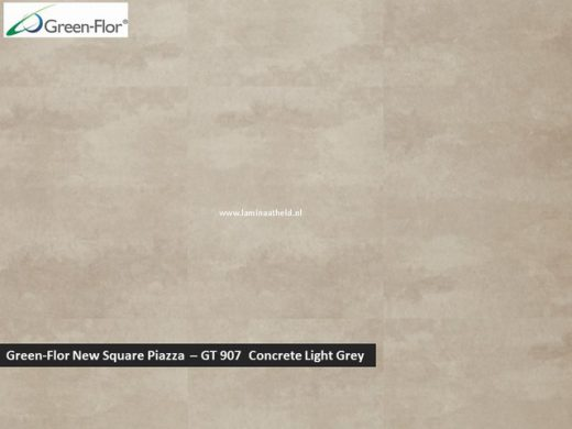 Green-Flor New Square Piazza - Concrete Light Grey GT907