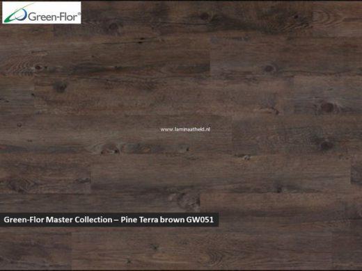 Green-Flor Master Collection - Pine Terra brown GW051