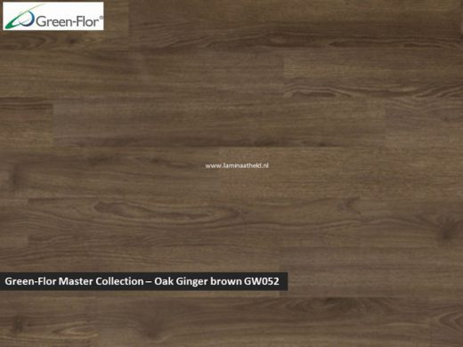 Green-Flor Master Collection - Oak Ginger brown GW052