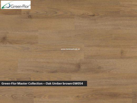 Green-Flor Master Collection - Oak Umber brown GW054