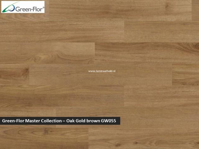 Green-Flor Master Collection - Oak Gold brown GW055