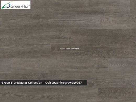 Green-Flor Master Collection - Oak Graphite grey GW057