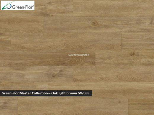 Green-Flor Master Collection - Oak Light brown GW058