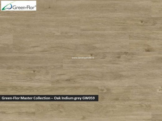 Green-Flor Master Collection - Oak Indium grey GW059