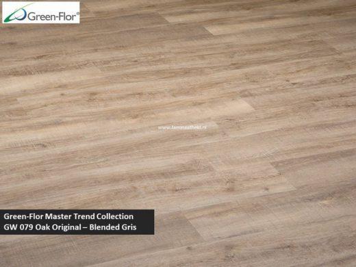 Green-Flor Master Trend Collection - Oak Original Blended gris GW079