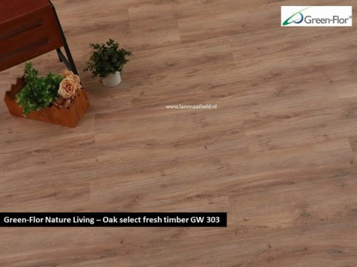 Green-Flor Nature Living - Oak select fresh timber GW303