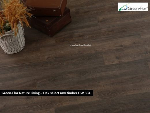 Green-Flor Nature Living - Oak privilege raw timber GW304