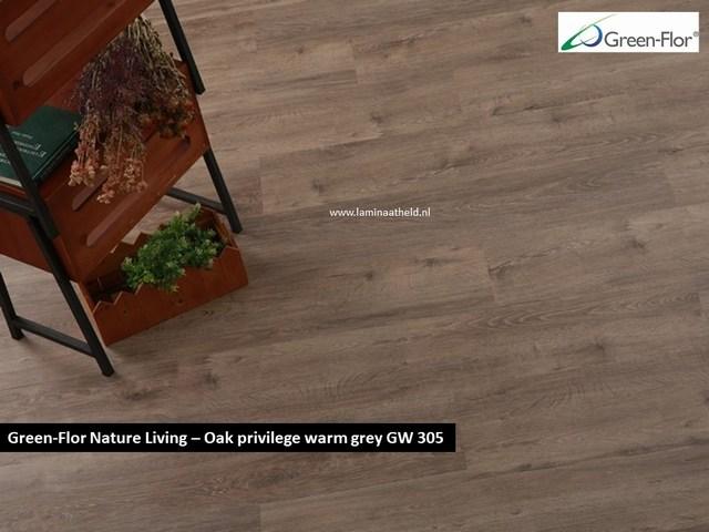 Green-Flor Nature Living - Oak privilege warm grey GW305