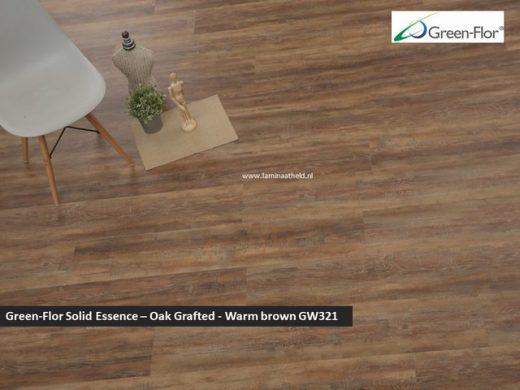 Green-Flor Master Solid Essence - Oak Grafted warm brown GW321