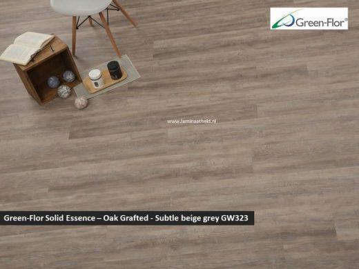 Green-Flor Master Solid Essence - Oak Grafted subtle beige grey GW323