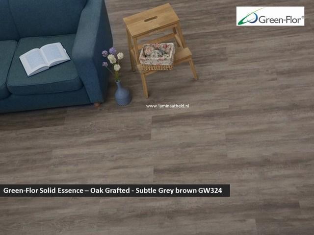 Green-Flor Master Solid Essence - Oak Grafted subtle grey brown GW324