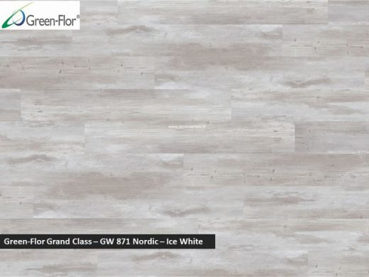 Green-Flor Grand Class - Nordic - Ice white GW871