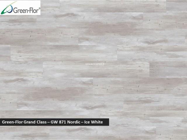 Green-Flor Grand Class - Nordic - Ice white GW871