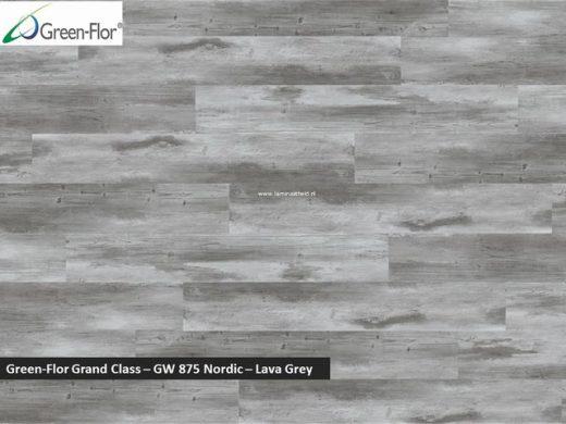 Green-Flor Grand Class - Nordic - Lava grey GW875