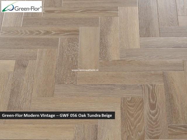 Green-Flor Modern Vintage - Oak Tundra beige GWF056