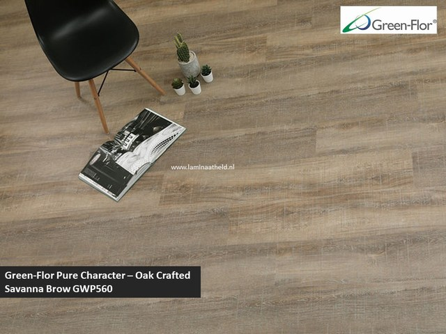 Green-Flor Pure Character - Oak Grafted Savanna Brown GWP560