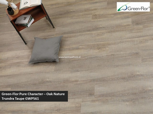 Green-Flor Pure Character - Oak Nature Tundra taupe GWP561