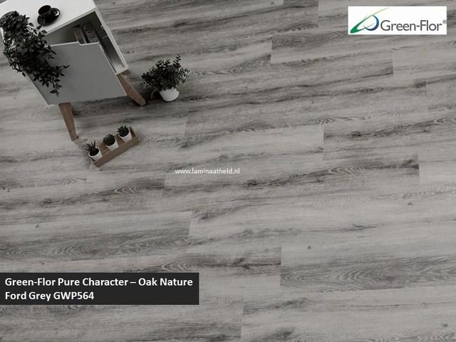Green-Flor Pure Character - Oak Nature Fjord grey GWP564