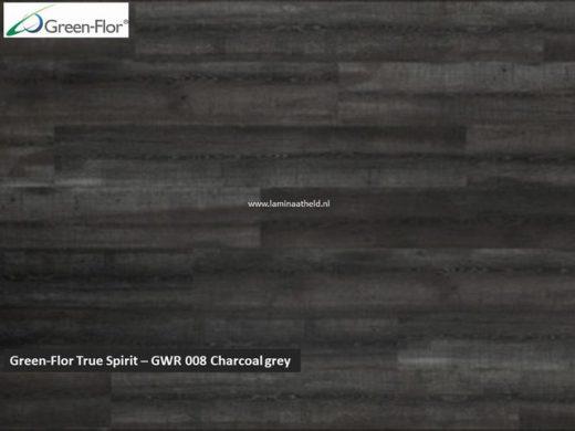 Green-Flor True Spirit - Oak charcoal grey GWR008