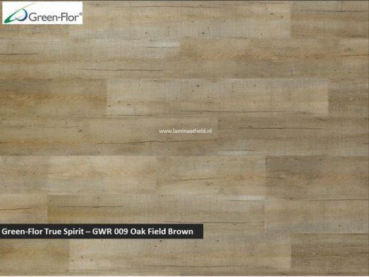 Green-Flor True Spirit - Oak field brown GWR009