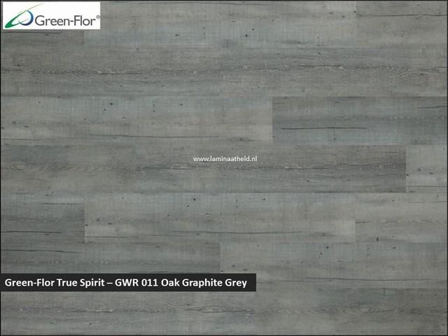 Green-Flor True Spirit - Oak Graphite grey GWR011