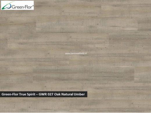 Green-Flor True Spirit - Oak Natural umber GWR027