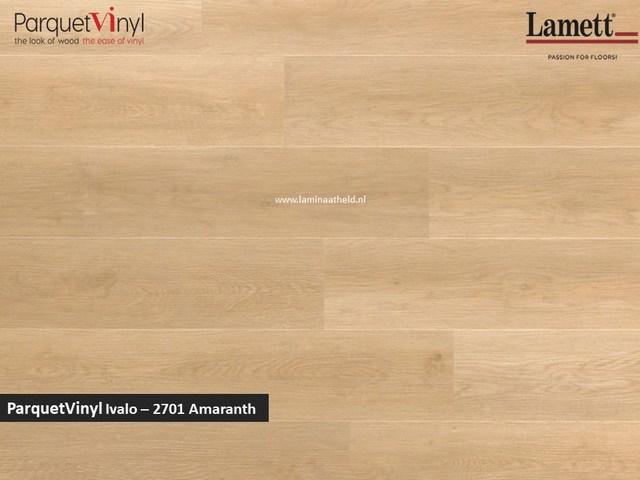 Lamett Parquetvinyl Ivalo - Amaranth IVA2701