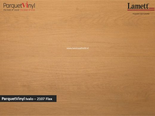 Lamett Parquetvinyl Ivalo - Flax IVA2107