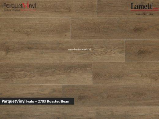 Lamett Parquetvinyl Ivalo - Roasted Bean IVA2703