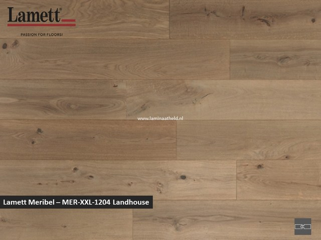 Lamett Méribel - Landhouse MER1204xxl
