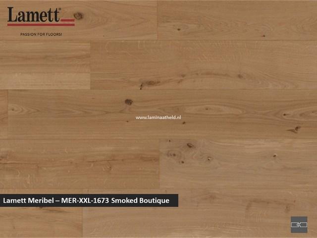 Lamett Méribel - Smoked Boutique MER1673xxl