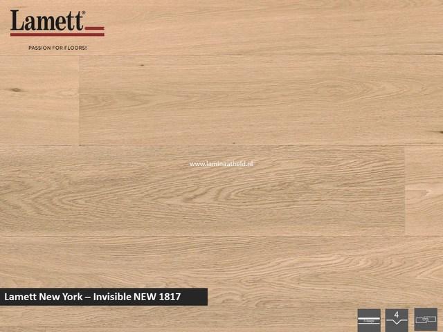 Lamett New York - Invisible NEW1817