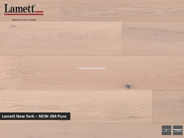 Lamett New York - Pure NEW284