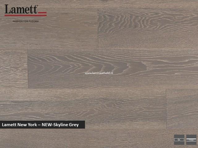 Lamett New York - Skyline Grey NEW268