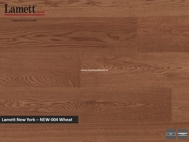 Lamett New York - Wheat NEW004