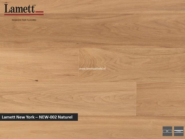 Lamett New York - Natural NEW002