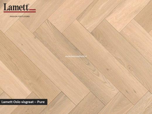 Lamett Oslo visgraat- Pure OSL-HB284
