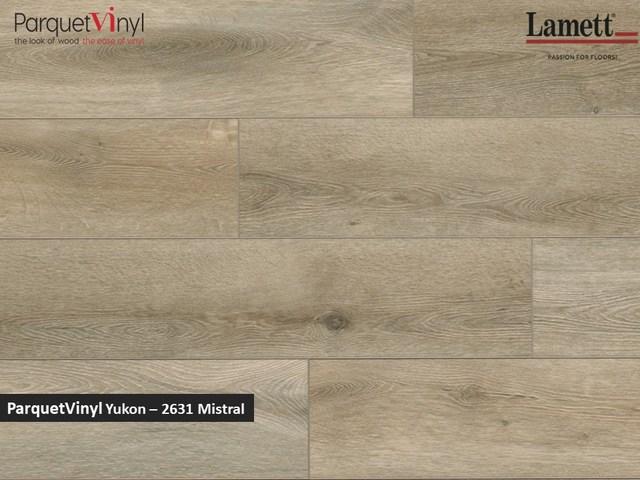 Lamett Parquetvinyl Yukon - Mistral YUK2631