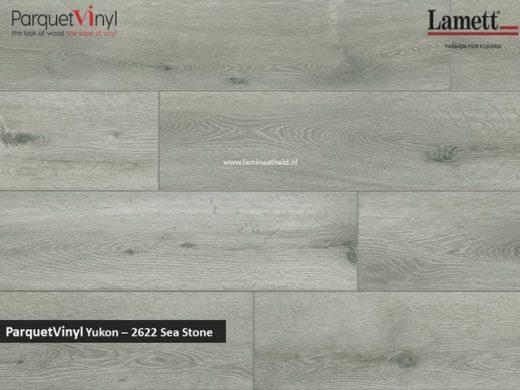 Lamett Parquetvinyl Yukon - Sea Stone YUK2622